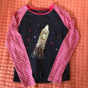 Mini Boden rocket top